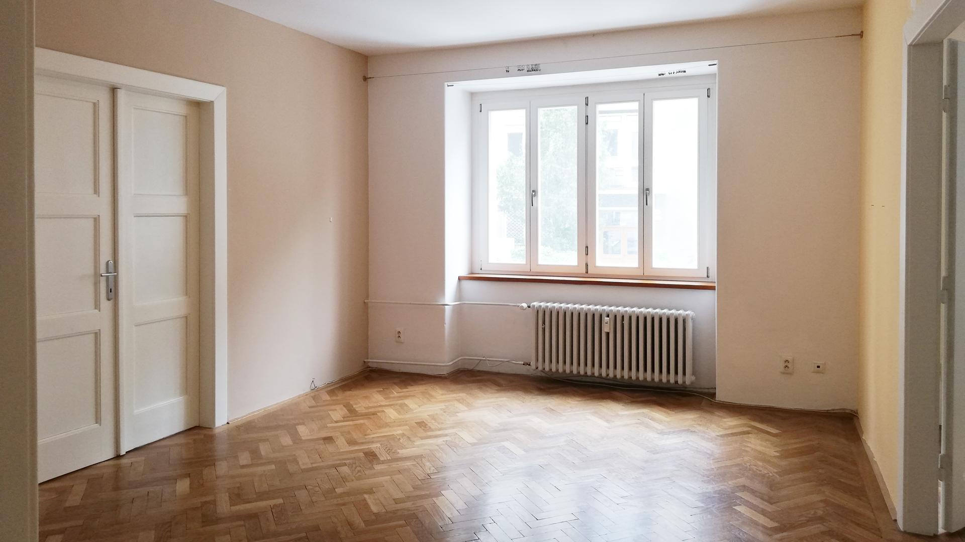 Byt ako kancelária, 3 izbový, Bratislava – Staré Mesto