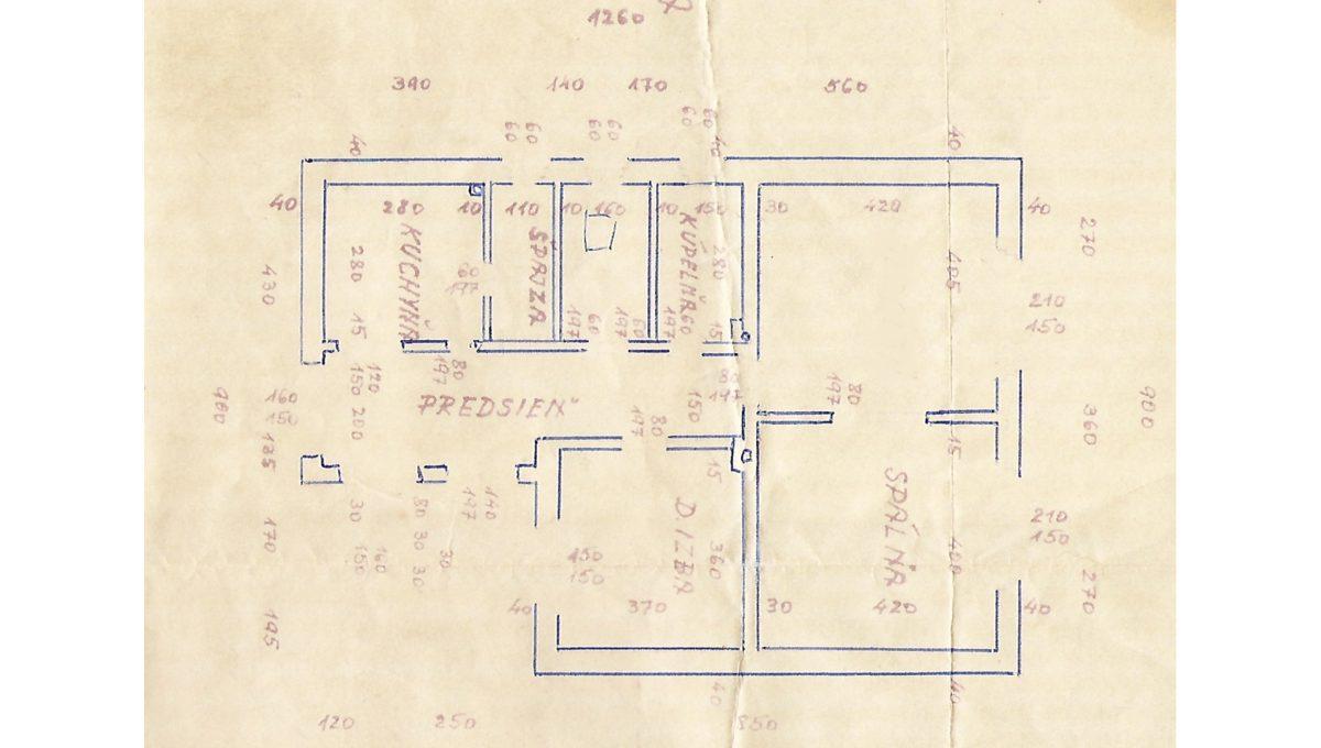 Senec-15-FK-3-izbovy-rodinny-dom-v-povodnom-stave-podorys