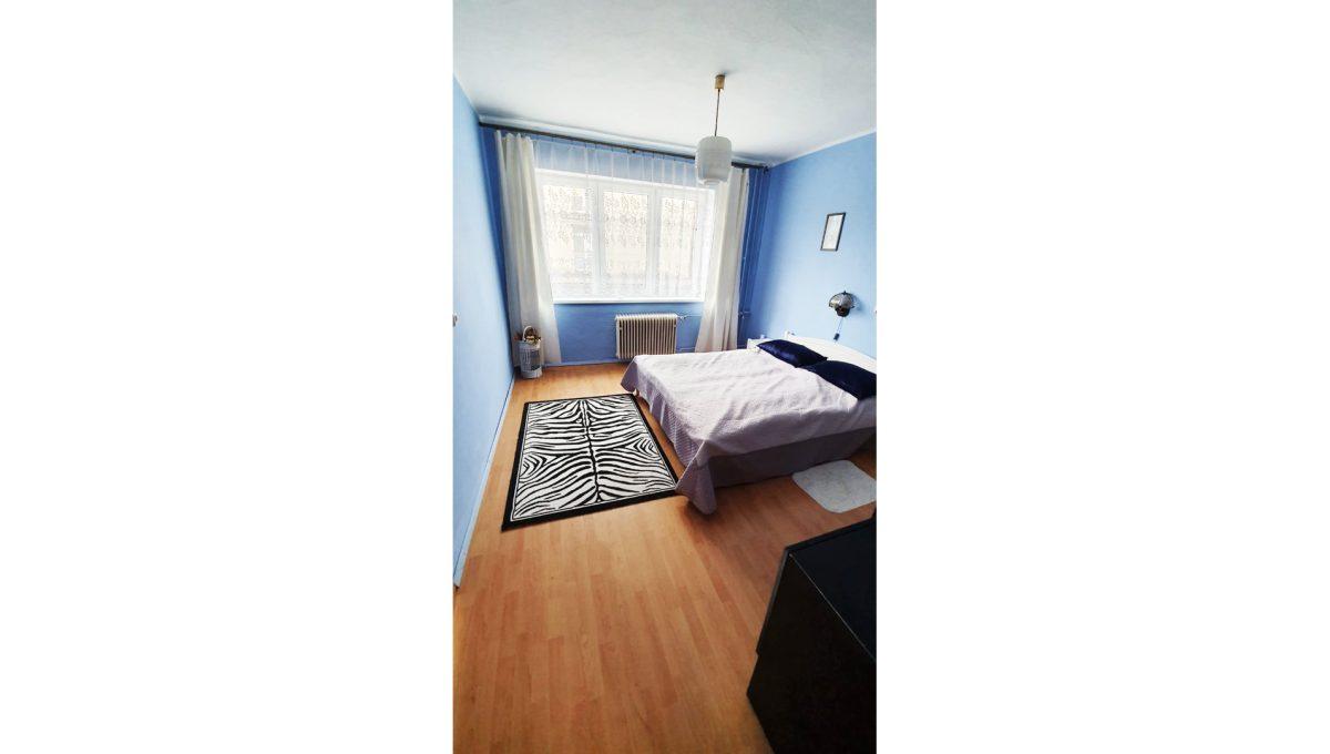 Turany 07 hotel penzion ubytovna s certifikovanou strelnicou pohlad na spalnu s manzelskou postelou